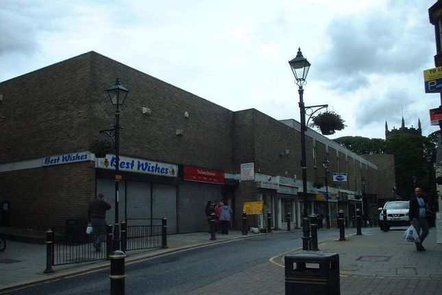 Thumbnail Retail premises to let in Units 1 & 2, Newbottle Street, Houghton Le Spring, Sunderland