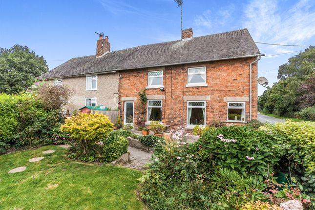3 bed semi-detached house for sale in Mercaston Lane, Mercaston, Ashbourne DE6