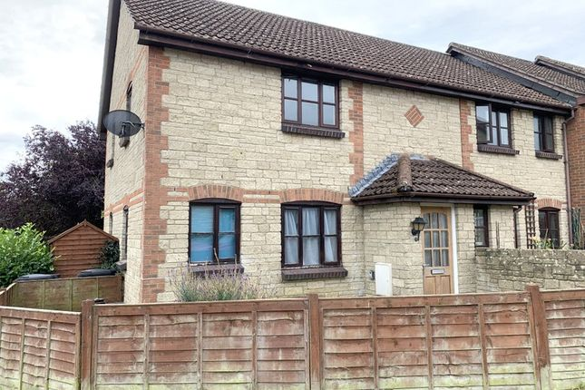 Thumbnail End terrace house to rent in Townsend Green, Wincanton