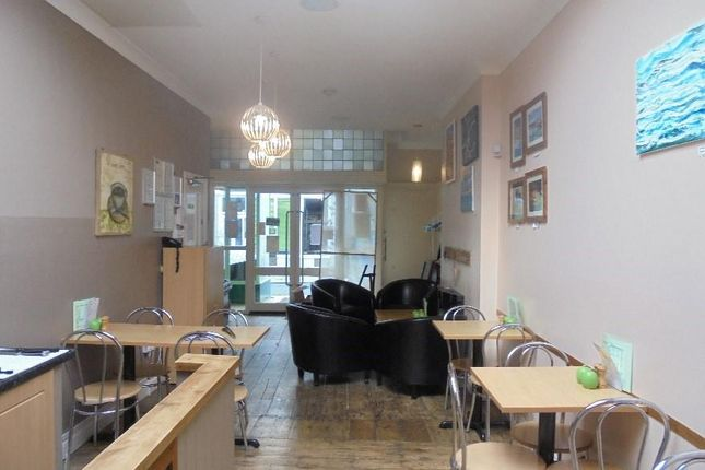 Thumbnail Restaurant/cafe to let in Harbour Street, Ramsgate