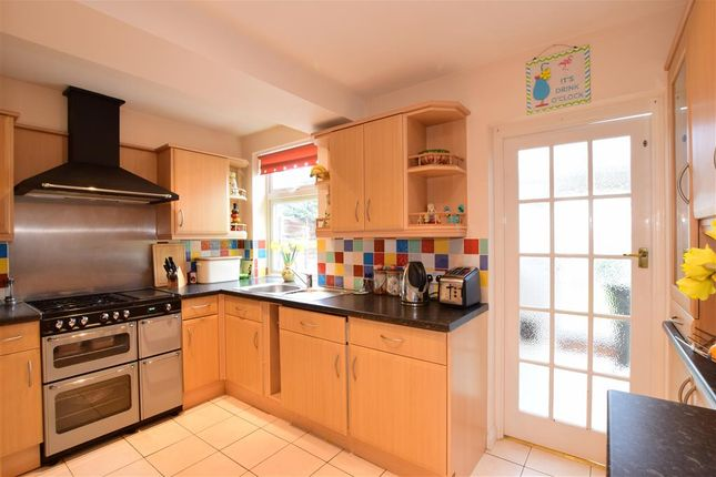 Thumbnail Semi-detached house for sale in Mersham Gardens, Goring-By-Sea, Worthing, West Sussex