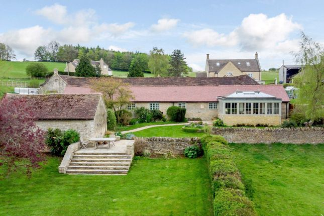 Thumbnail 3 bed detached house for sale in Shipton Oliffe, Cheltenham