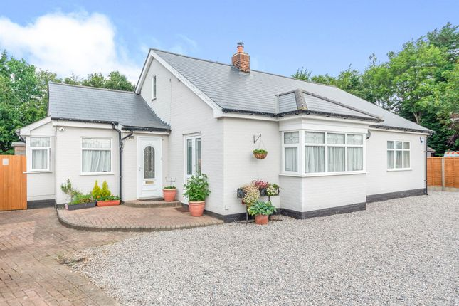 4 bed detached bungalow for sale in Ampthill Road, Houghton Conquest, Bedford MK45