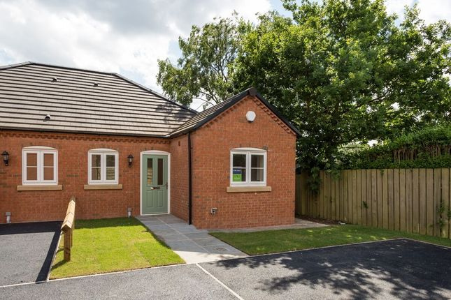 Thumbnail Bungalow for sale in Apple Tree Lane, Off Beckfield Lane, York