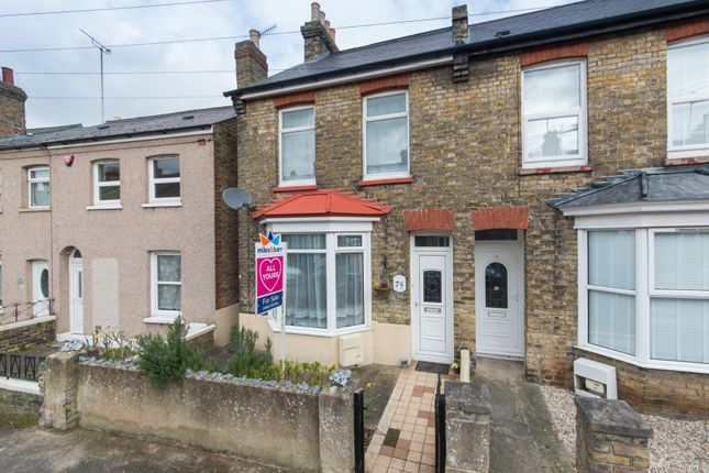 Thumbnail Terraced house to rent in Winstanley Crescent, Ramsgate