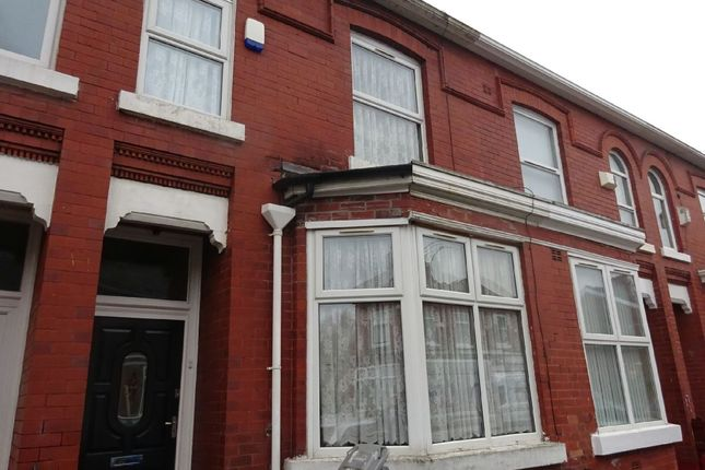 Terraced house for sale in Premier Street, Old Trafford, Manchester