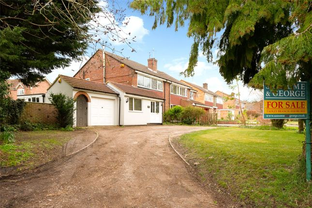 Thumbnail Semi-detached house for sale in Knapp Lane, Tadley, Hampshire
