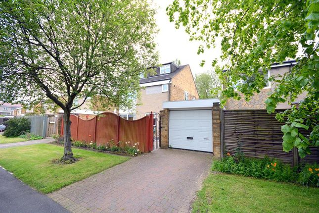 Thumbnail Detached house for sale in Defoe Crescent, Newton Aycliffe