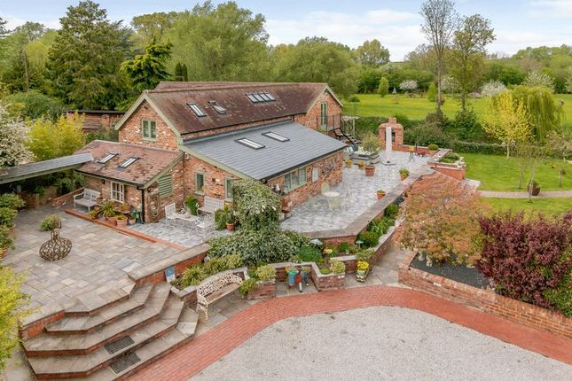 Thumbnail Detached house for sale in Bransford Court Lane, Bransford, Worcester