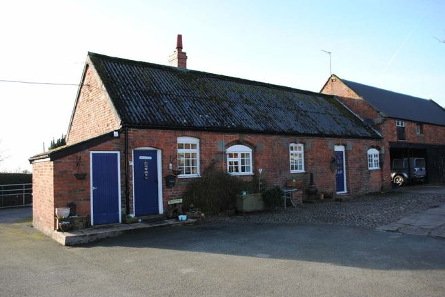 Thumbnail Barn conversion to rent in Duckington, Malpas, Cheshire
