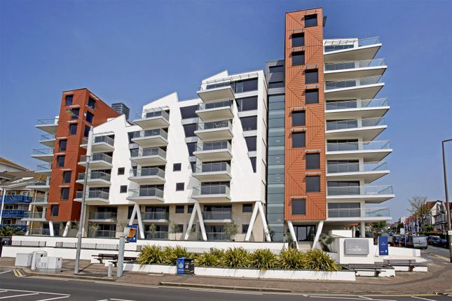 Thumbnail Flat for sale in E22, The Shore, 22-23 The Leas, Westcliff-On-Sea