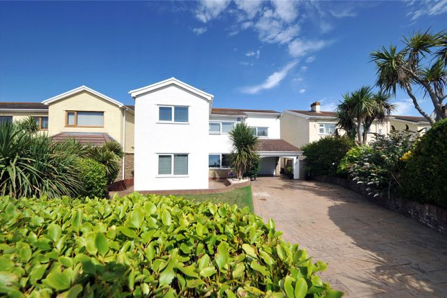 Thumbnail Detached house for sale in Curlew Close, Rest Bay, Porthcawl