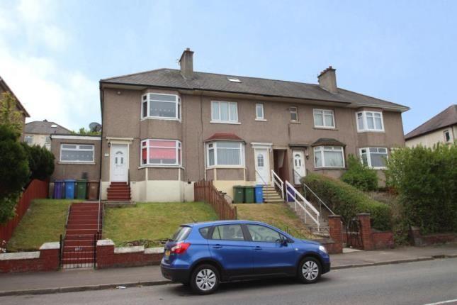 Thumbnail End terrace house for sale in Barrachnie Road, Garrowhill, Glasgow, Lanarkshire