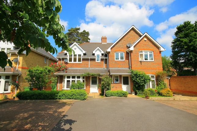 Thumbnail Semi-detached house for sale in Badgers Copse, Camberley