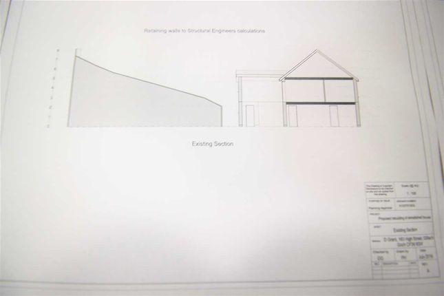 Plans of High Street, Gilfach Goch, Porth CF39