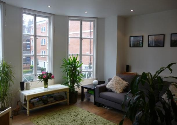 Thumbnail Flat to rent in King William Walk, Greenwich