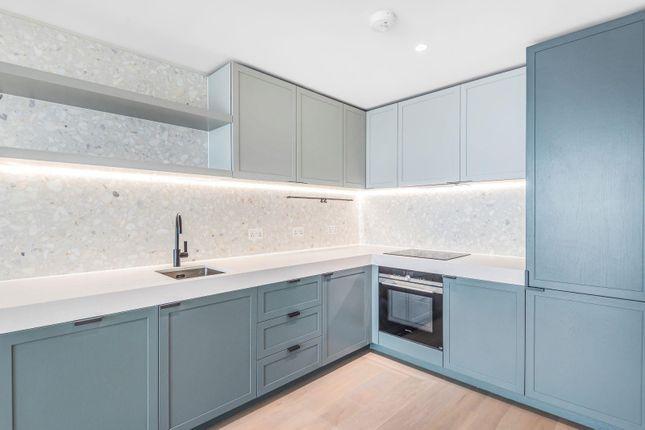 Kitchen of No.3, Upper Riverside, Cutter Lane, Greenwich Peninsula SE10