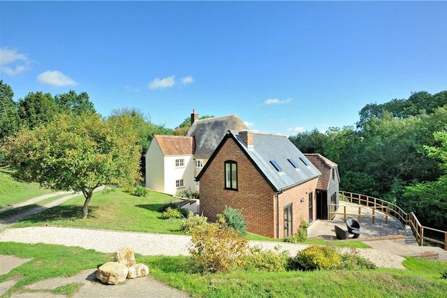 Thumbnail Detached house for sale in Bridge, Sturminster Newton, Dorset
