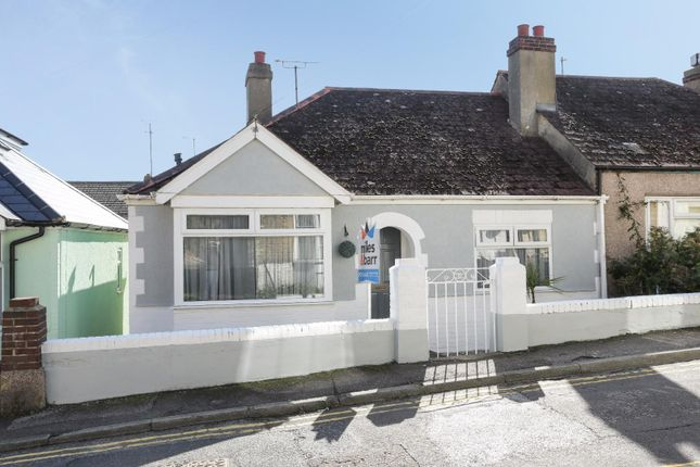 Thumbnail Semi-detached bungalow for sale in Upper Dumpton Park Road, Ramsgate