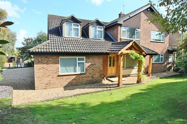 Thumbnail Detached house for sale in Park Lane, Broxbourne, Hertfordshire.