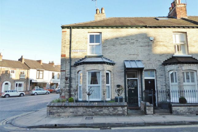Thumbnail Terraced house for sale in Scott Street, Scarcroft Road, York