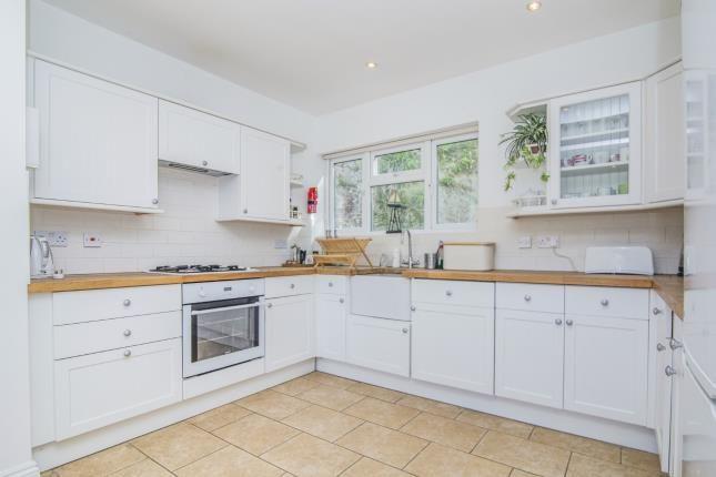 Kitchen of East Looe, Looe, Cornwall PL13