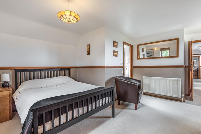 Master Bedroom of Grange Farm Close, Abbotsley, St. Neots, Cambridgeshire PE19
