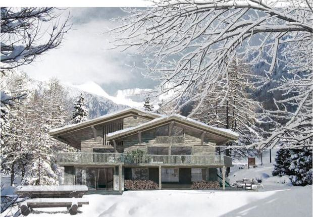 Thumbnail Parking/garage for sale in Chalet Plans-Mayens, Crans Montana, Valais