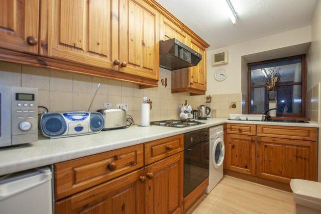 Kitchen of Flat 8 151 West Stirling Street, Alva, Clackmannanshire 5El, UK FK12