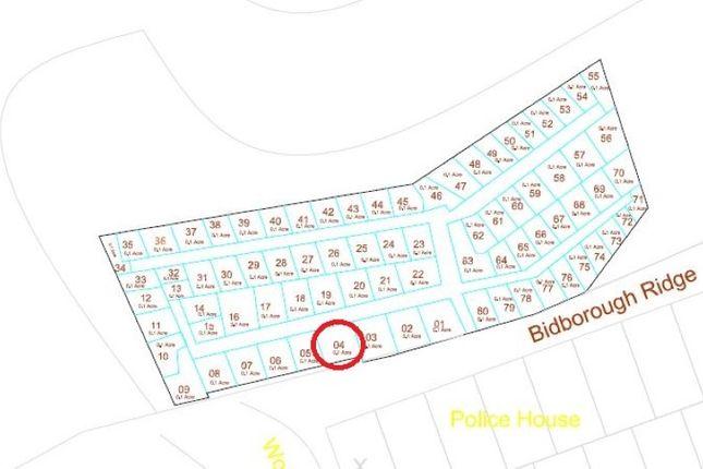 Thumbnail Land for sale in Plot 4, Land At Bidborough Ridge, Bidborough, Tunbridge Wells, Kent