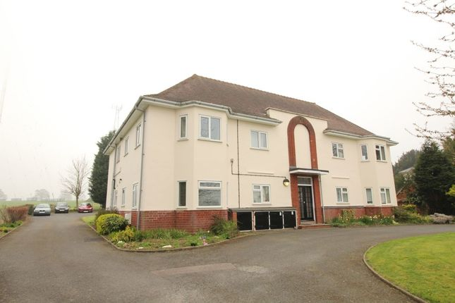 Thumbnail Flat to rent in Worcester Road, Wychbold, Droitwich