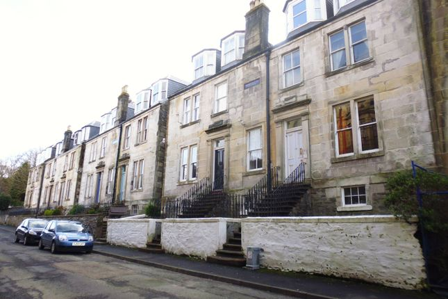 Thumbnail Flat for sale in Ground Floor Flat, 19, Castle Street, Port Bannatyne, Isle Of Bute