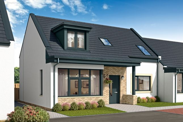 Thumbnail Semi-detached house for sale in The Muirs, Kinross