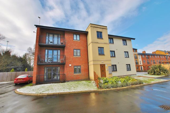 Thumbnail Flat for sale in Wilberforce Road, Deane Place