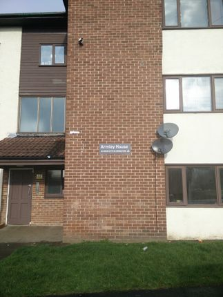 Thumbnail Flat to rent in Armley House Kingsdale Court, Leeds
