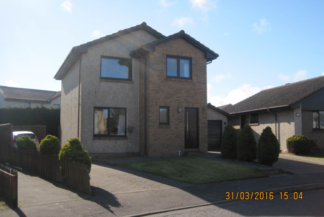 Thumbnail Property to rent in Beechwood Road, Arbroath