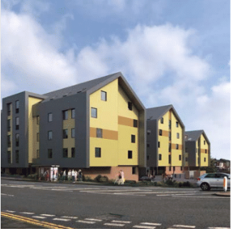 1 bed flat for sale in London Road, Preston