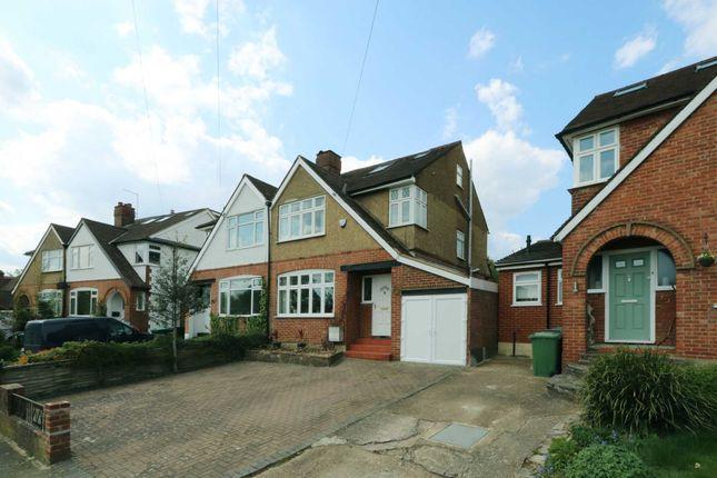 Thumbnail Semi-detached house to rent in Southwood Drive, Surbiton