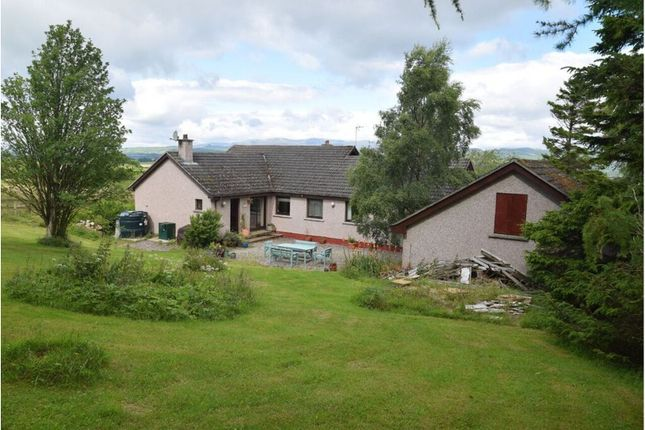 Thumbnail Detached bungalow for sale in Culbokie, Dingwall