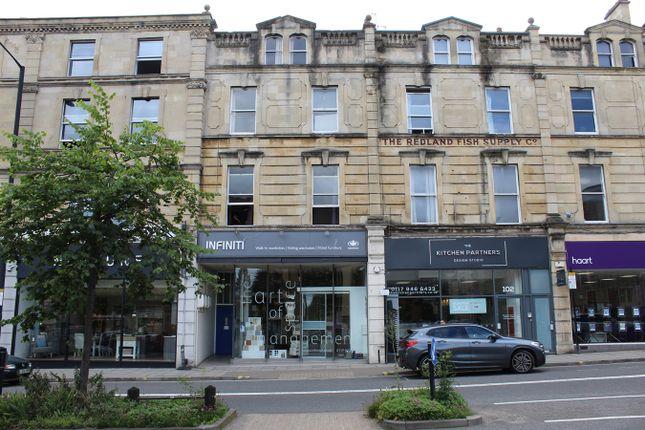 Thumbnail Flat to rent in Whiteladies Road, Bristol