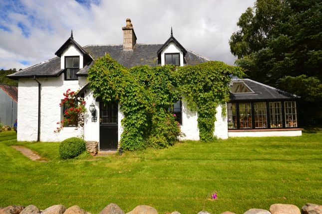 Thumbnail Detached house for sale in Ivy Cottage Dundreggan, Glenmoriston, Inverness