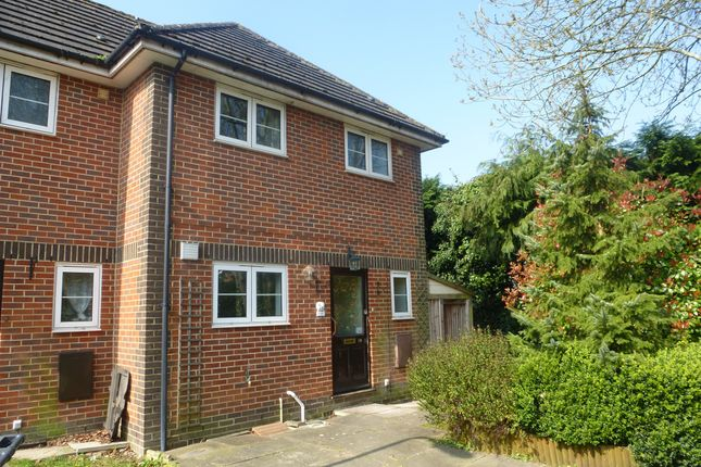 Thumbnail Semi-detached house for sale in Ash Close, Colden Common, Winchester
