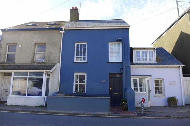 Thumbnail Cottage for sale in High Street, Borth, Ceredigion