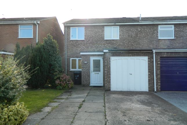 Thumbnail Semi-detached house to rent in Avelley Close, Warrington