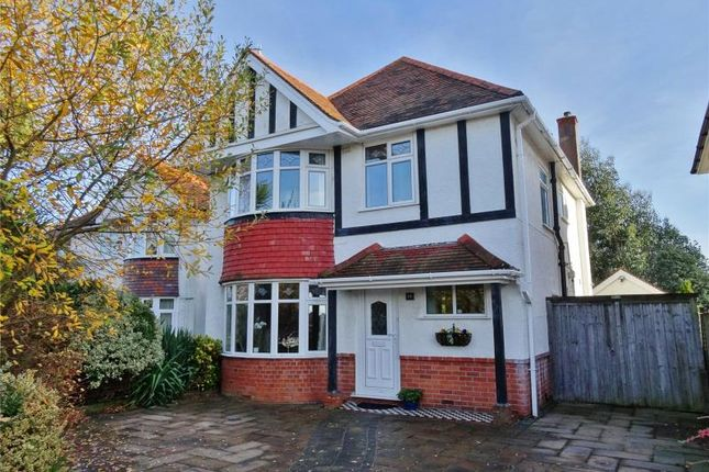 Thumbnail Detached house for sale in Loxwood Avenue, Tarring, Worthing