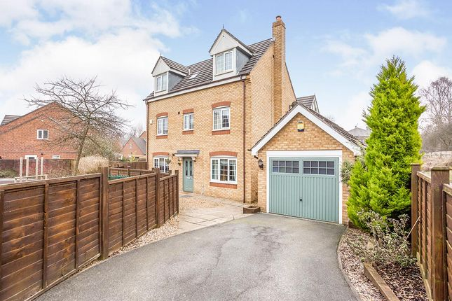 Thumbnail Detached house for sale in Radulf Gardens, Liversedge, West Yorkshire