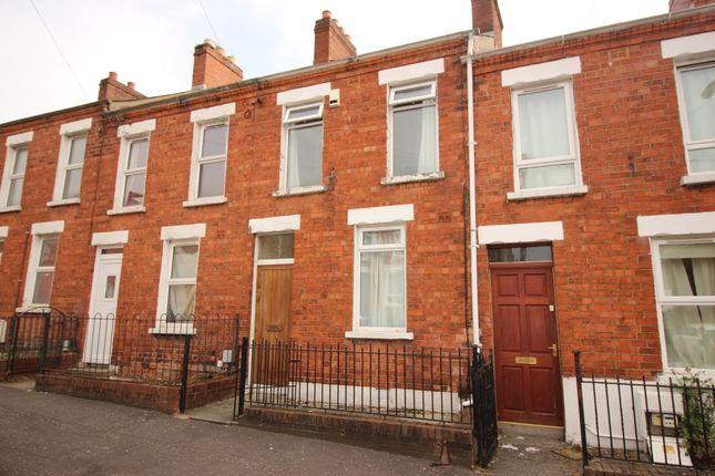 Thumbnail Terraced house to rent in Carmel Street, Belfast