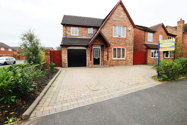 4 bed detached house for sale in Dovecote Drive, Haydock, St. Helens