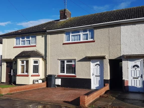 Thumbnail Terraced house for sale in Chelmsford, Essex