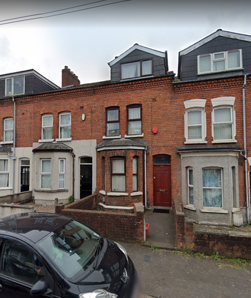 Thumbnail Terraced house to rent in 134 Dunluce Avenue, Belfast